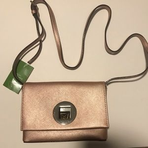 Kate Spade ♠️ Rose Gold bag NWT